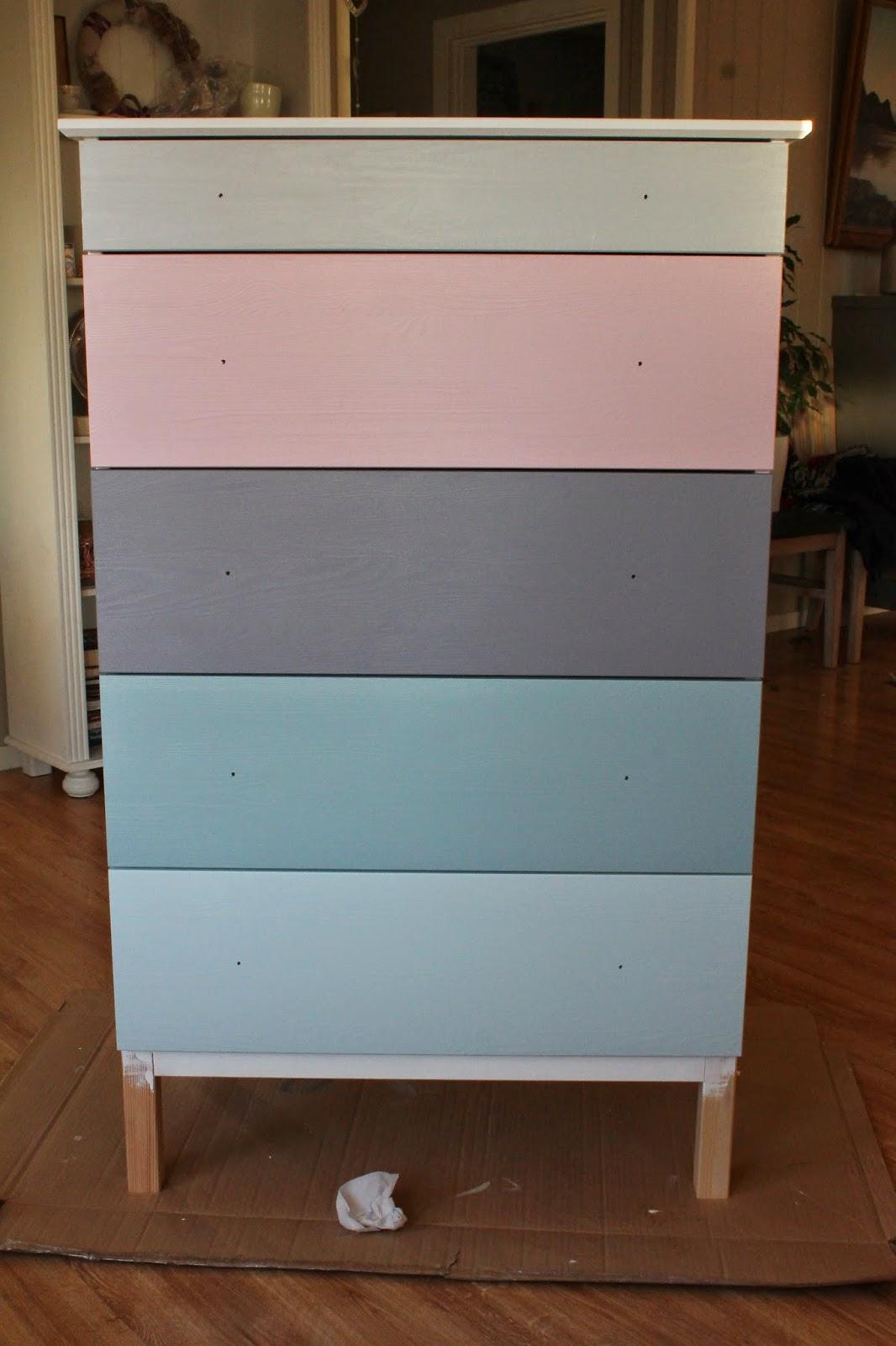 Ikea Tarva Kommode Gebraucht ~ Inspirasjon fra Elin Makeover Tarva kommode fra IKEA