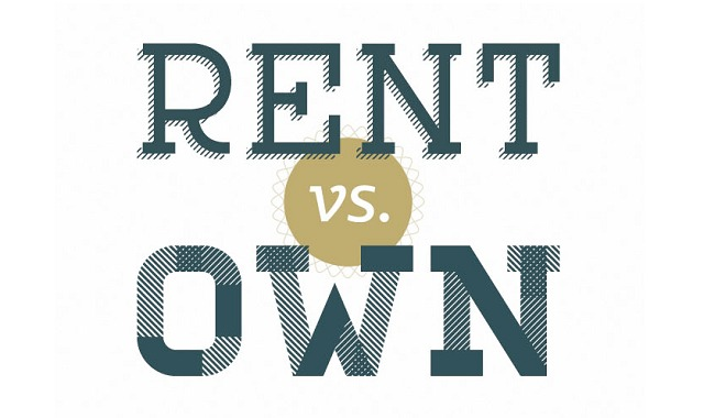 home ownership vs renting I prefer home ownership than renting because renting doesn't give me freedom, for instance if i get a pay increase my rent increase which puts me in a bind with other bills.