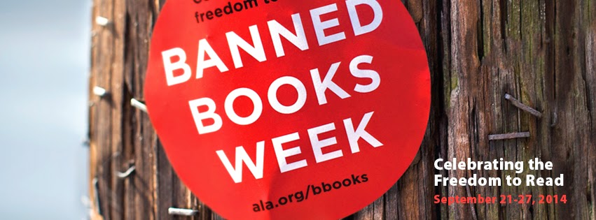 Banned Books Week 2014