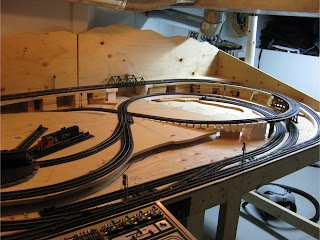 Layout with all trackside signals