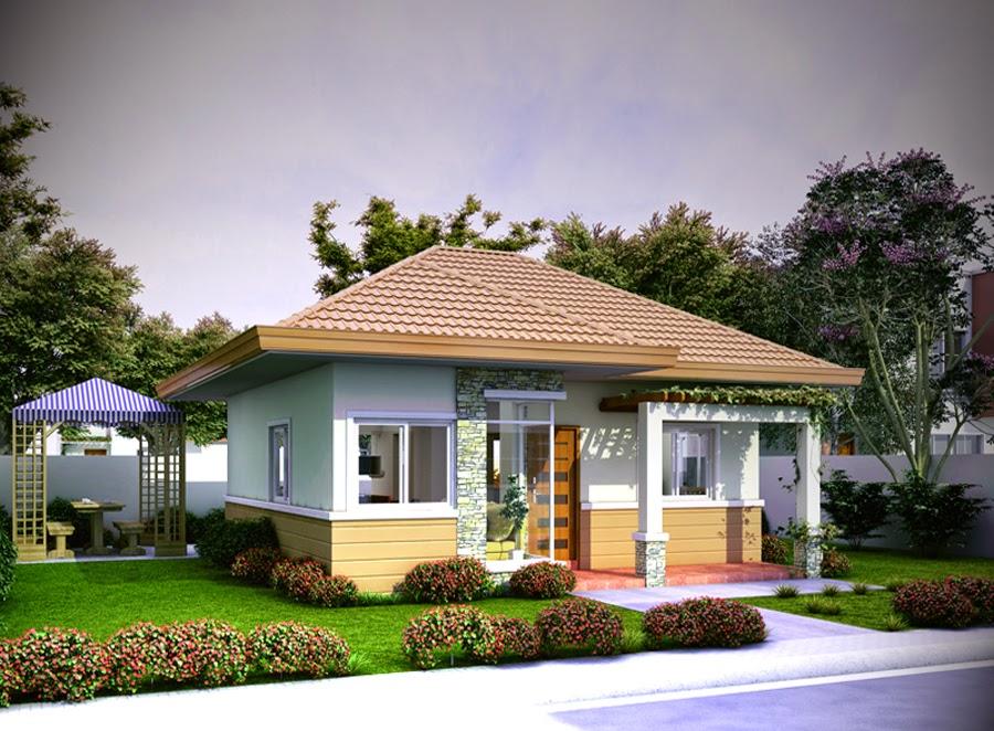 fasad rumah minimalis type 60