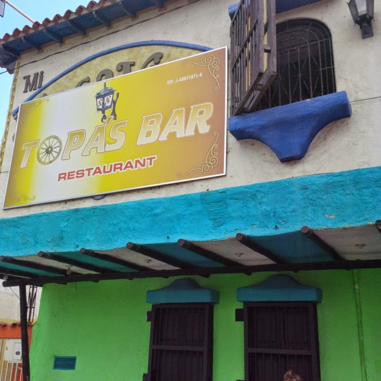 TOPAS BAR RESTAURANT