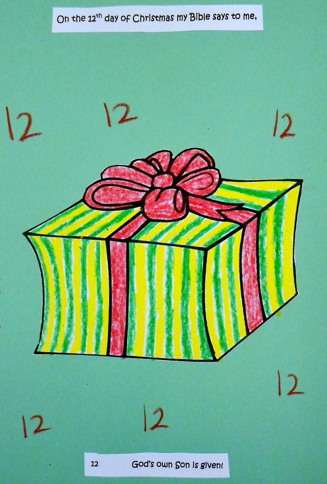 Princesses, Pies, & Preschool Pizzazz: Preschool Advent Song Book
