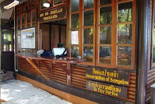Similan accommodation reservation