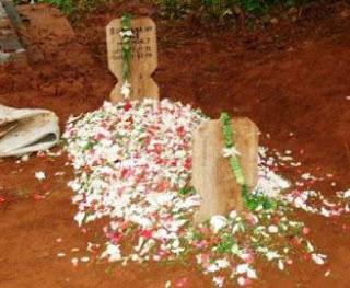 7 Kuburan Terangker Di Sambas