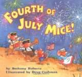 fourth of july preschool, fourth of july mice, fourth of july crafts, fourth of july activities, summer activities for preschool children, ready set read, picture books