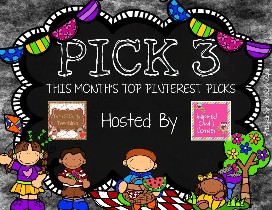 May Pinterest Pick 3 Linky Party