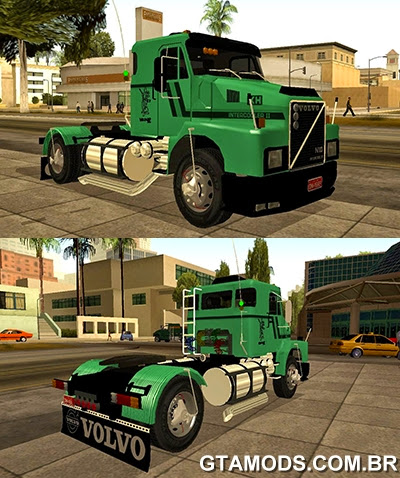 Volvo N10 Tractor Toco