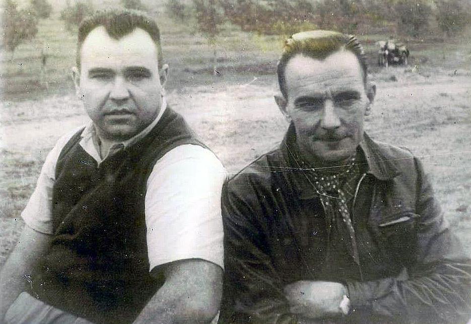 16 de mayo, 1965 / SANTIAGO LUJAN SAIGOS Y MATEO KARELOVICH MUEREN EN LA VUELTA DE ENSENADA