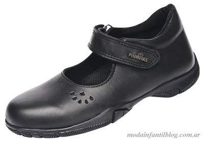 plumitas zapatos niñas otoño invierno 2014