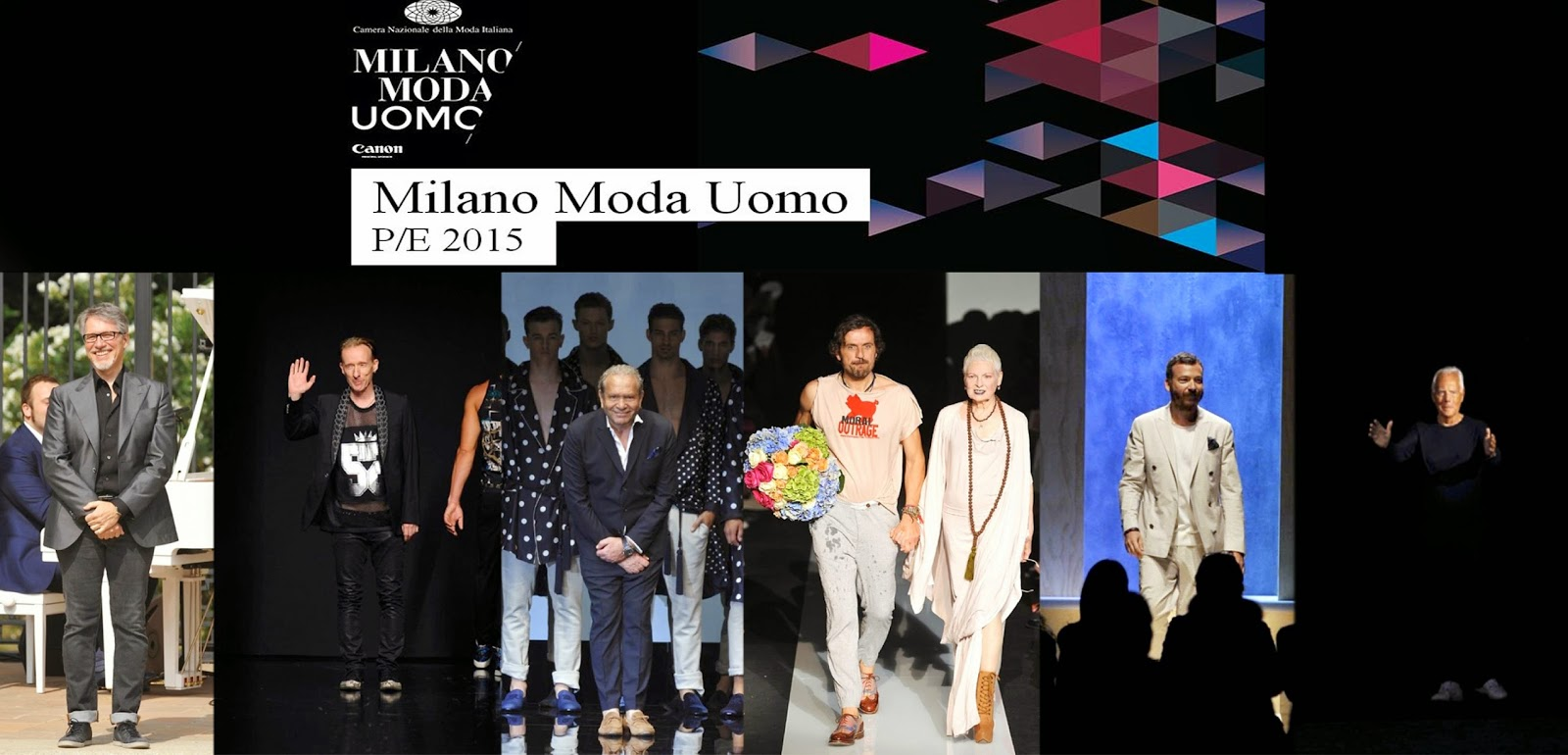 Eniwhere Fashion - Milano Moda Uomo - Primavera Estate 2015 - Stilisti