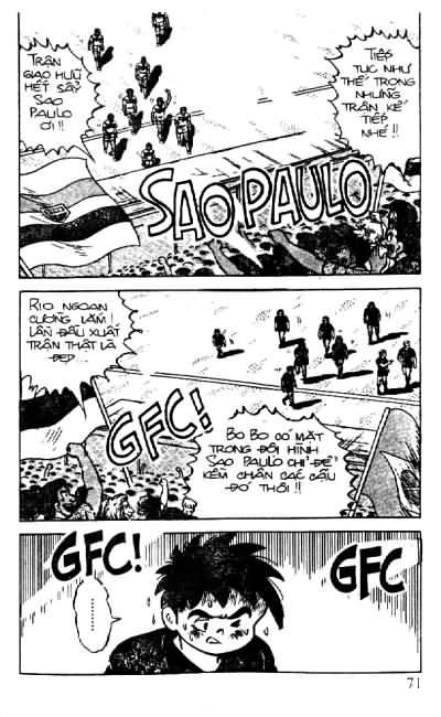Jindodinho - Đường Dẫn Đến Khung Thành III  Tập 25 page 71 Congtruyen24h