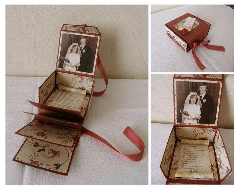 Подарки своими руками на 8 лет свадьбы 40