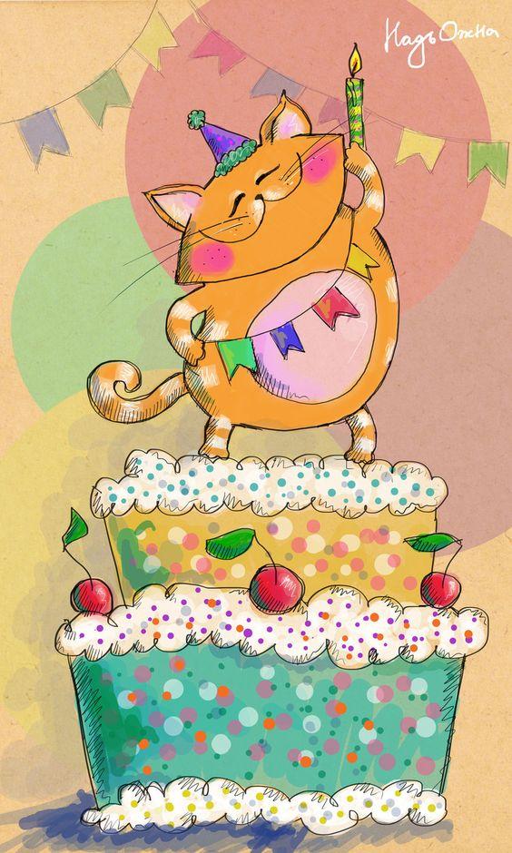 Поздравления сумасшедшего с днем рождения