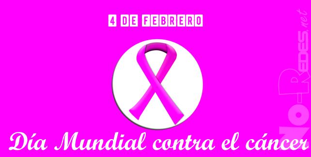 4 de febrero, Día Mundial Contra el Cáncer. Imagen horizontal