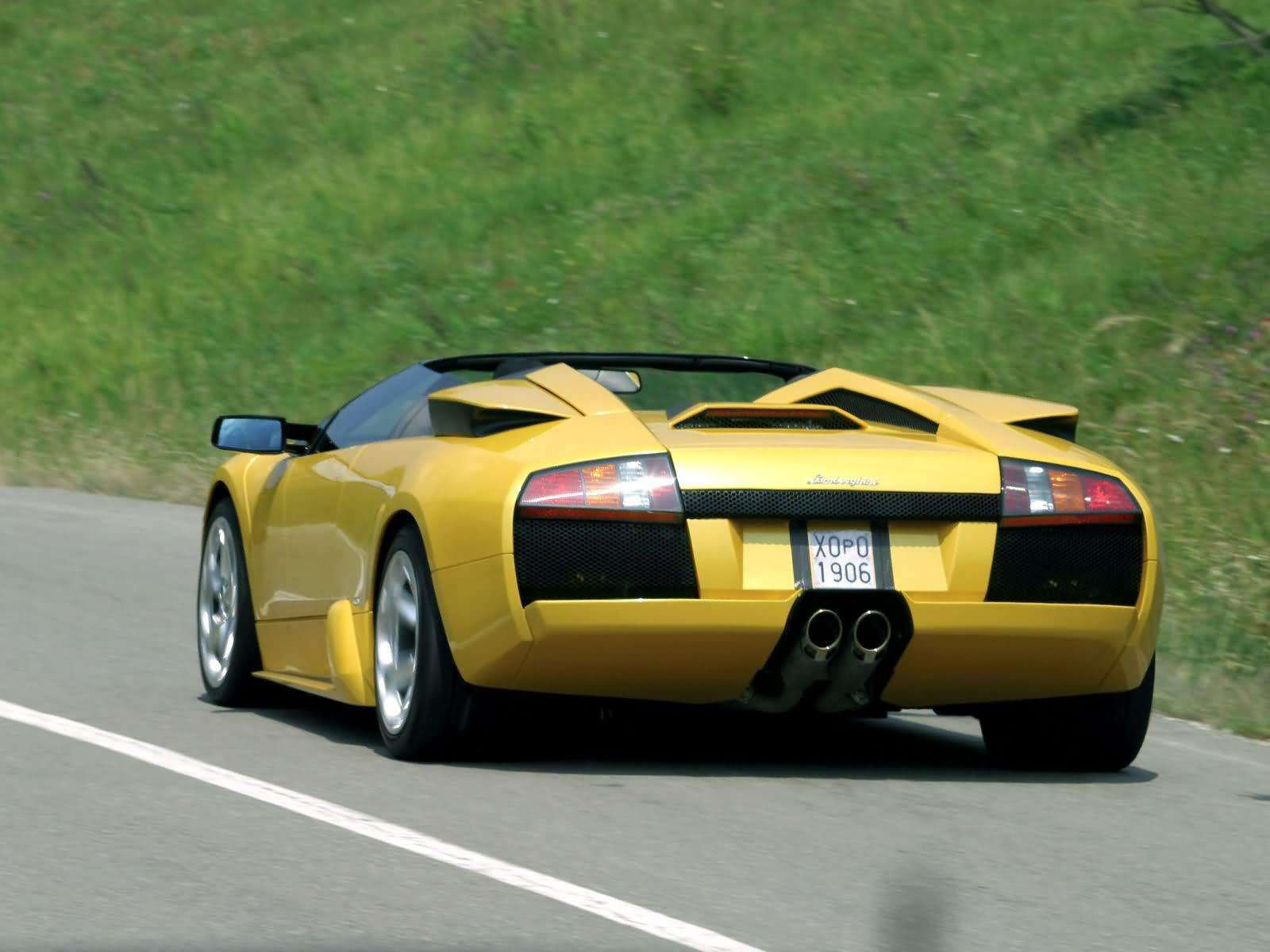 Car accident lawyers. 2004 LAMBORGHINI Murcielago Roadster pictures