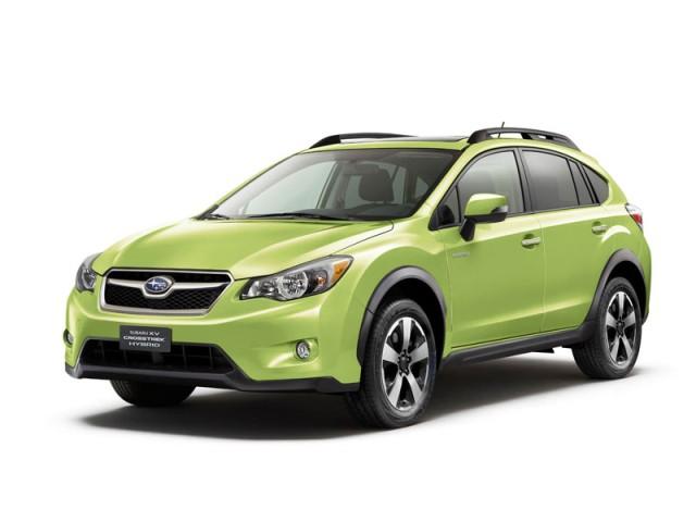 Subaru XV Crosstrek Hybrid new 2014