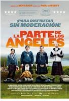 la parte de los angeles poster