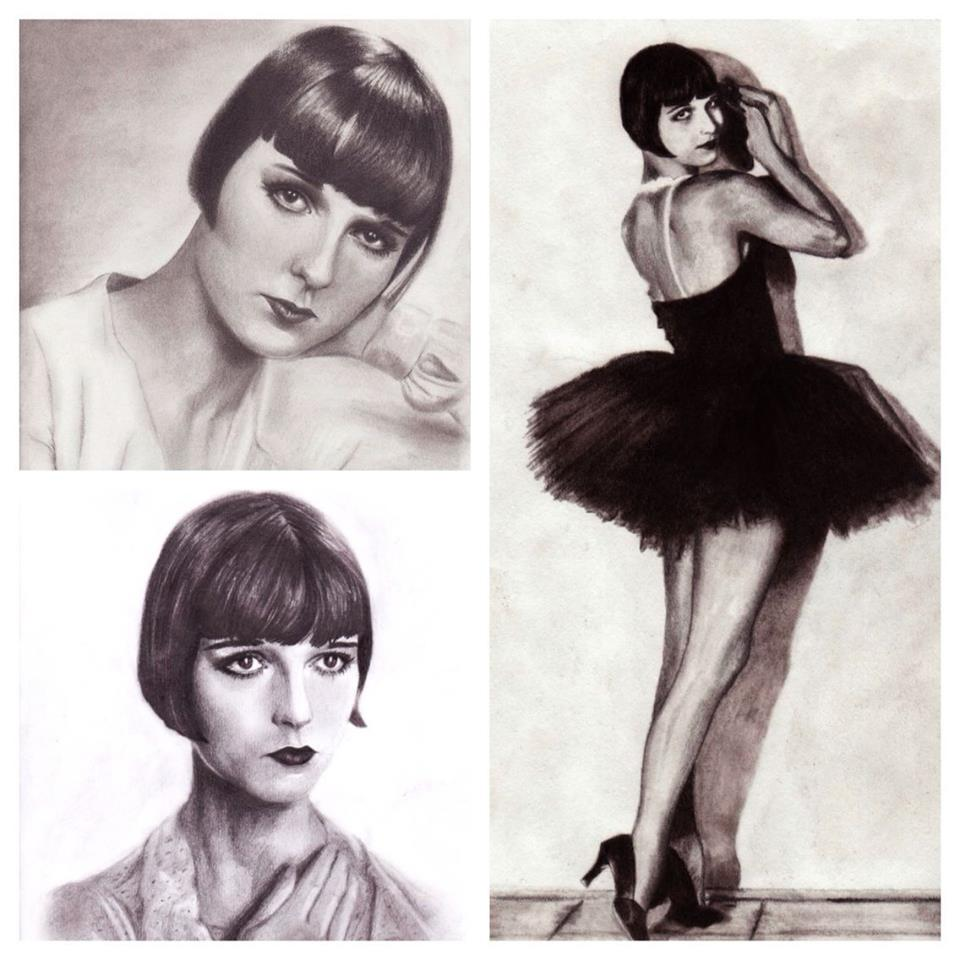 louise brooks youtube