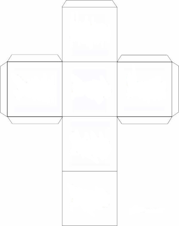 6 sided cube template images reverse search filename dice fishing templateg pronofoot35fo Image collections
