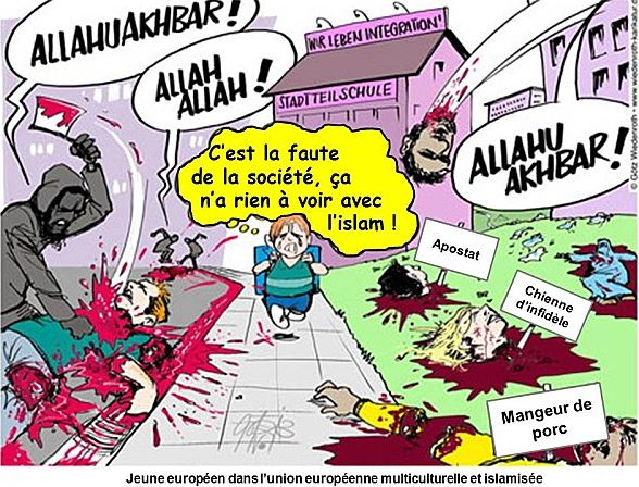 islam crimes
