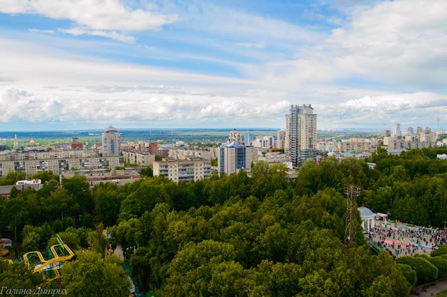 Путешествия: Парк Горького Пермь фото