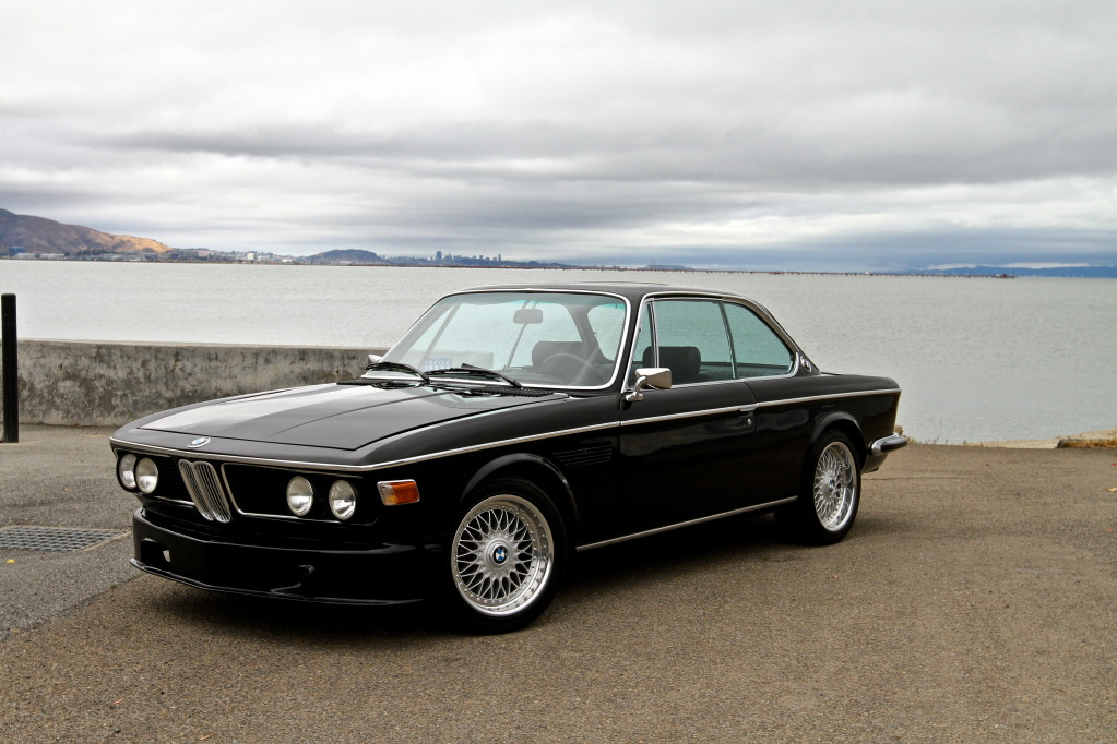 Bmw e9 and BMW on Pinterest