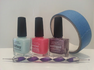 picture-polish-tiffany-watermelon-antique-polishes