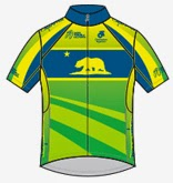 Visit California Sprint Jersey