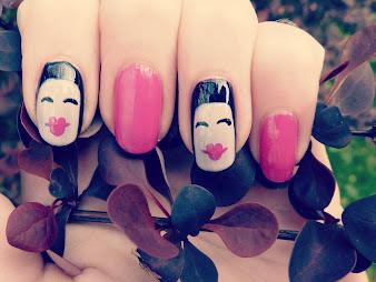 #34 Nail Art Design