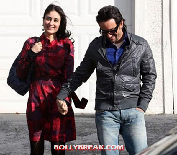 Saif ali Khan Kareena Kapoor -  Saif Kareena Pictures Together - Photo Gallery