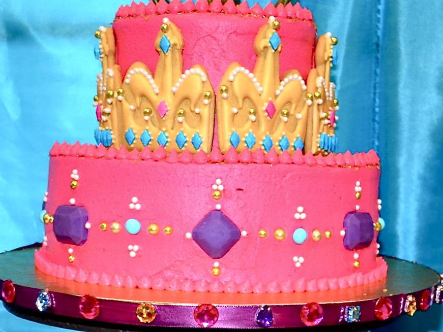 Oh sugar events arabian nights birthday bash for Arabian cake decoration