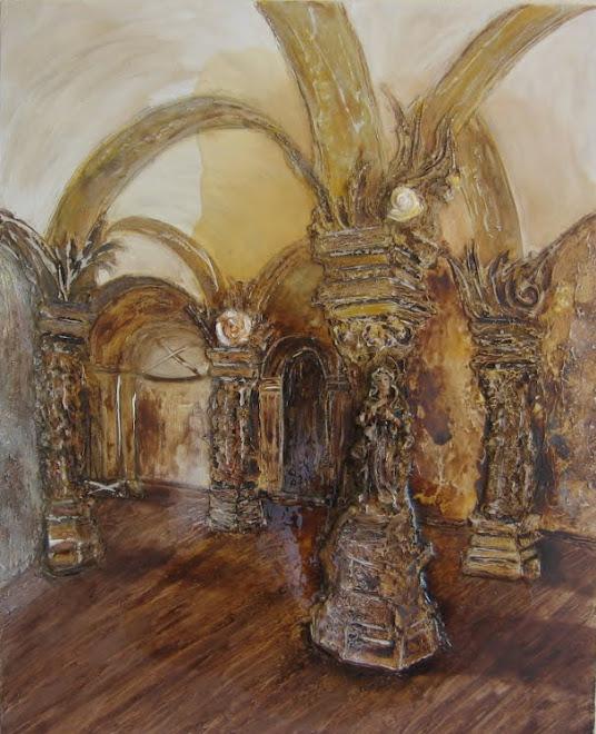 Interior d Belvedere - SOLD by l'agenzia di arte