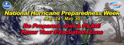 Hurricane Preparedness Week 2015