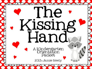 https://www.teacherspayteachers.com/Product/The-Kissing-Hand-Kindergarten-Orientation-Packet-799274