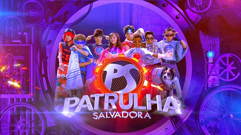 Download - [Minisérie] Patrulha Salvadora - Episódio 01 - HDTV + RMVB Nacional