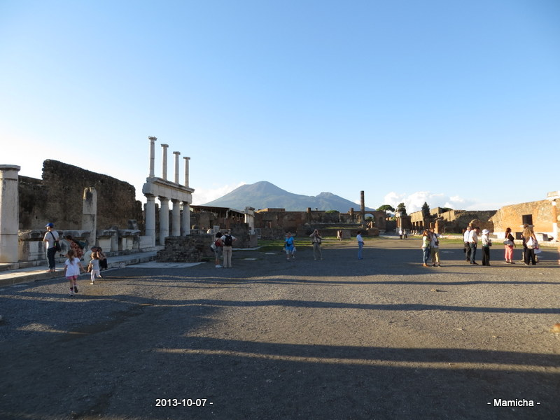 Vesuvio - sa majesté Le Vésuve IMG_0013