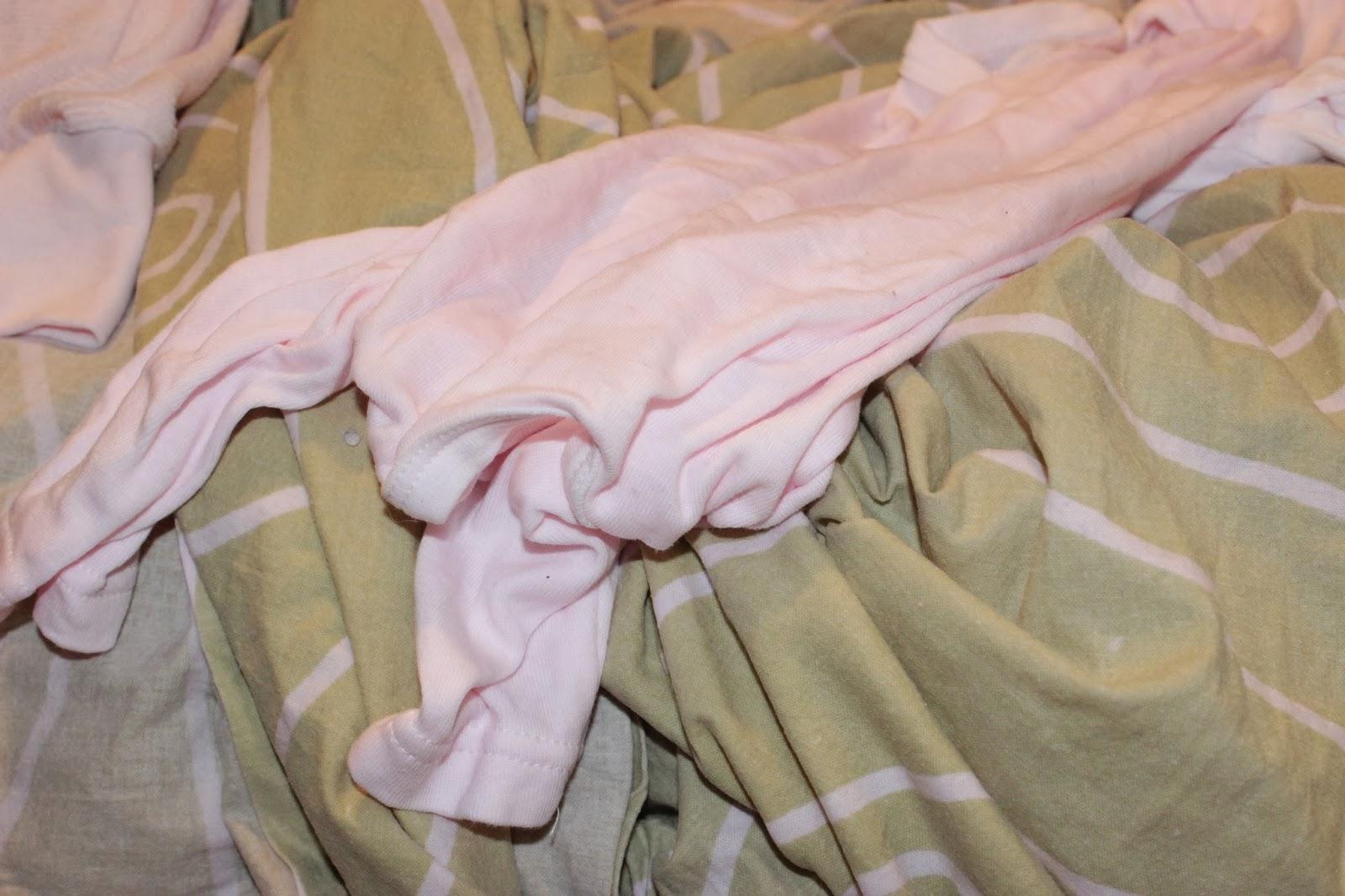 vaatteiden värjäys