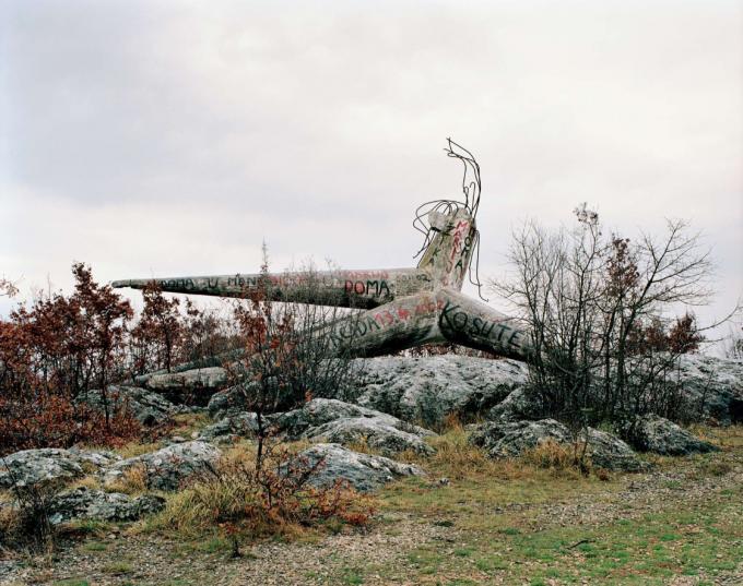 ©Jan Kempenaers. Spomenik: El fin de la historia