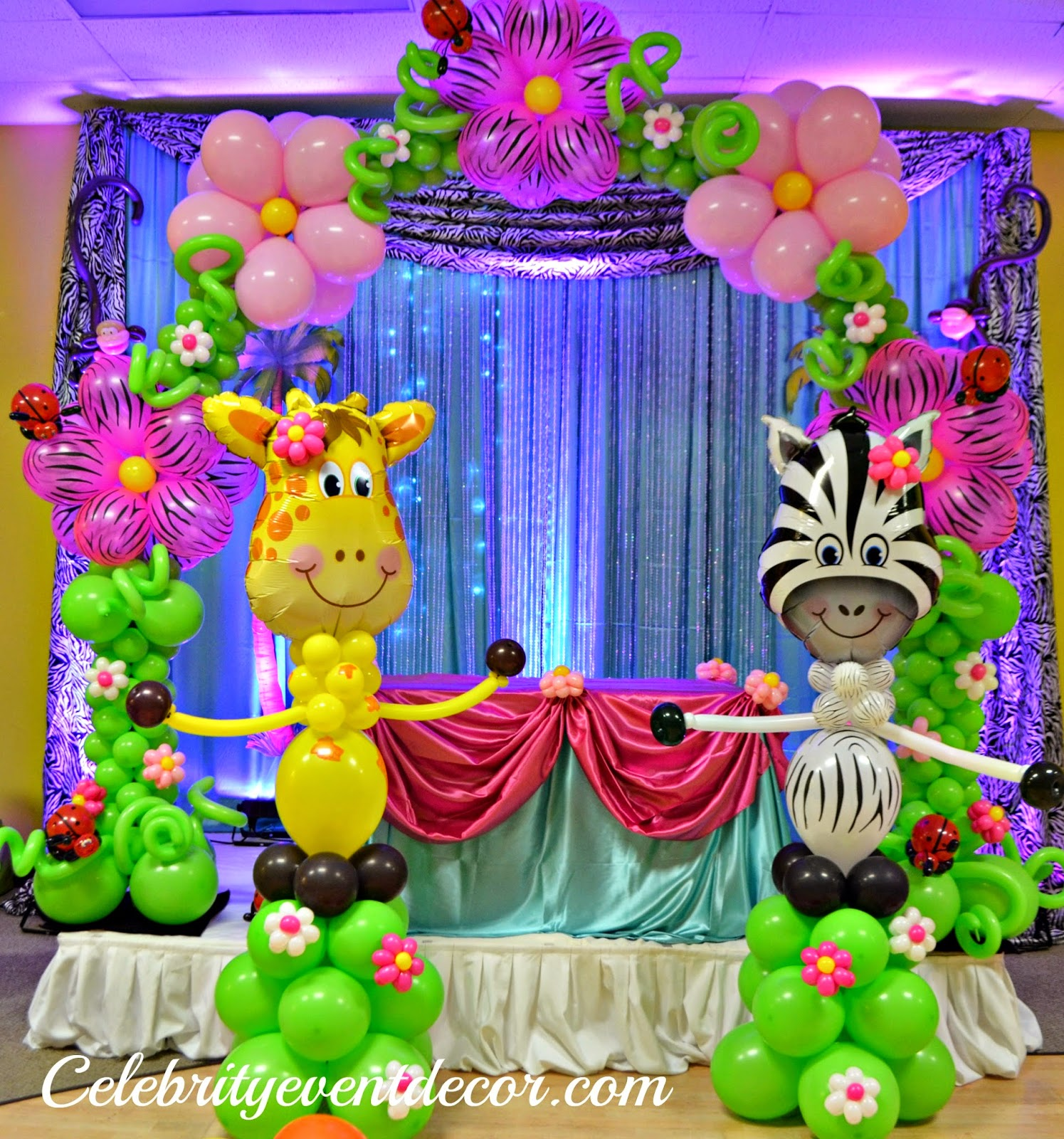 Celebrity Event Decor Banquet Hall Llc