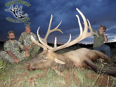Elk Hunting Arizona High Point Outfitters