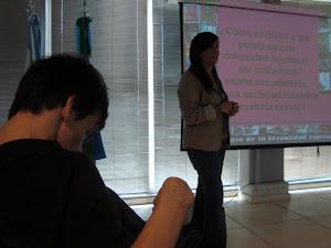 Jornada en JUNIN. Octubre 2012