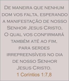 Versículos Importantes II