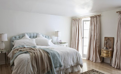 American Style And Shabby Chic Interior Designs Ideas