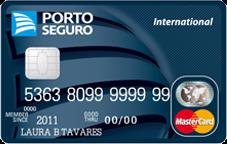 Cartão Porto Seguro MasterCard International