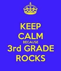 Third Grade Rocks