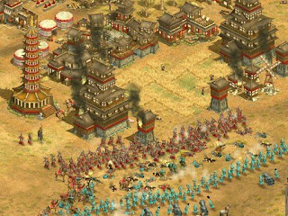 Download Rise Of Nations PC Game
