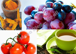 5 Natural Foods that Kill cancer cells