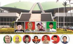 Inilah 7 Anggota DPR dan 4 DPD Dapil Jambi Terpilih