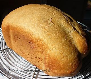 Французский хлеб на кефире